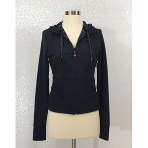 RARE Lululemon Dance Studio Reversible Jacket